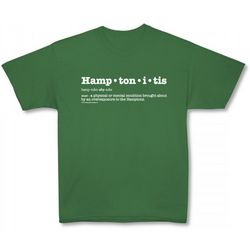 Royal Pains Hamp-ton-i-tis T-Shirt