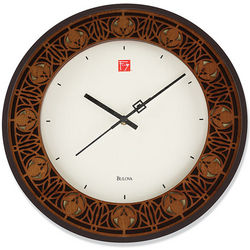 Frank Lloyd Wright Moore House Wall Clock