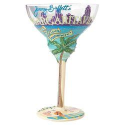 Margaritaville Margarita Glass