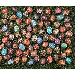 Pysanky Eggs Jigsaw Puzzle