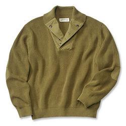 World War II Mechanic's Sweater