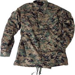 Woodland Digital Camo Combat Shirt