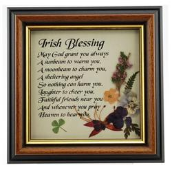 An Irish Blessing Framed Print