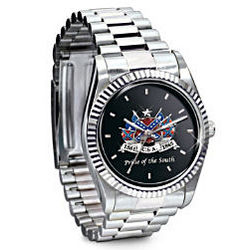 Pride of the South Civil War Commemorative Men's Watch