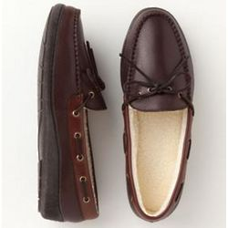 Men's Indoor/Outdoor Slipper Mocs