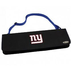 New York Giants 3 Piece BBQ Tote