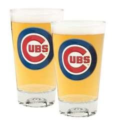 MLB Team Logos Classic Pint Glasses