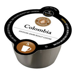 Barista Prima Colombia Coffee 12 Vue Pack