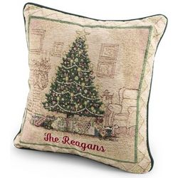 Christmas Elegance Pillow