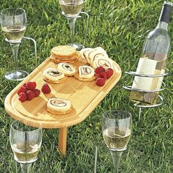 Steady Stick Table & Wine Holders