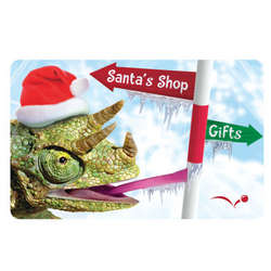 PetSmart North Pole Chameleon Gift Card
