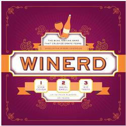 Winerd Wine Tasting Game