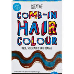 Comb In and Wash Out Hair Color