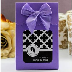 Personalized Wedding Candy Bags