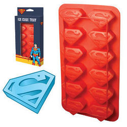 Superman Ice Cube Tray