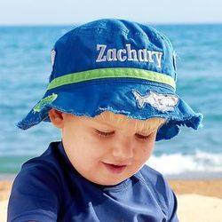 Personalized Fun in The Sun Sunhat