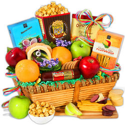 Fruit for My Grad Gift Basket