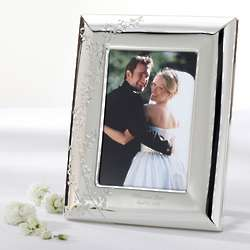 New York Gardner Street Wedding Frame