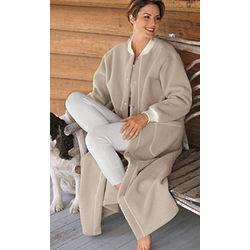 Long Fleece Robe