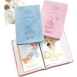 Personalized Precious Moments Bible