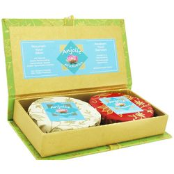 Ayurveda Floral Soap Gift Box