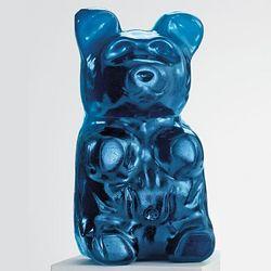 Giant Blue Gummi Bear