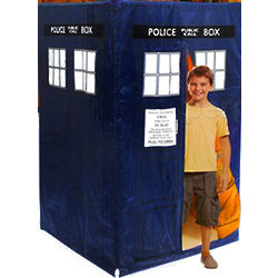 Doctor Who Tardis Tent