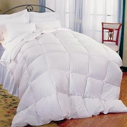 Queen Down Alternative Classic Weight Comforter
