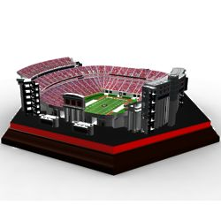 Georgia Sanford Stadium 2014 Replica