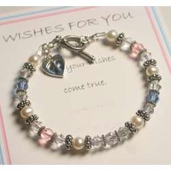 New Baby Wishes Bracelet