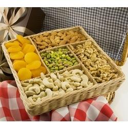 All Natural Nut Gift Basket