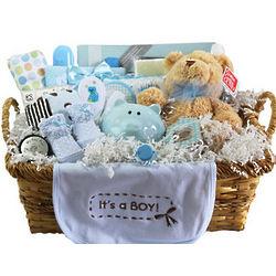 Memory Maker for Baby Boy Gift Basket