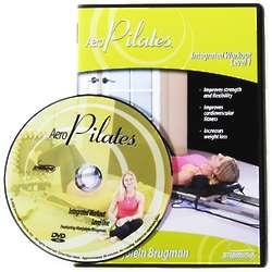 AeroPilates Level One Integrated Workout DVD