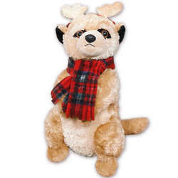 Rock the Meerkat Personalized Stuffed Animal