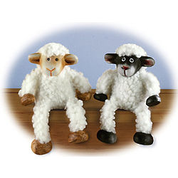 Sheepy Shelf Sitters