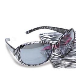 Zebra Stripe Sun Bifocals