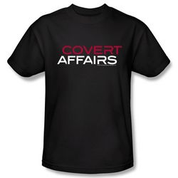 Covert Affairs Logo T-Shirt