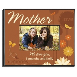 Personalized Springtime Celebrations Picture Frame
