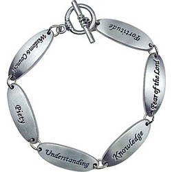Gifts of the Holy Spirit Bracelet