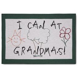 I Can At Grandma's Rug