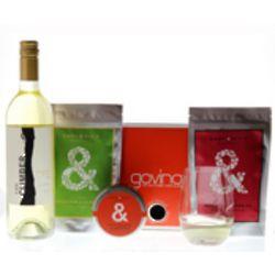 Govino Glasses and Sauvignon Blanc Set