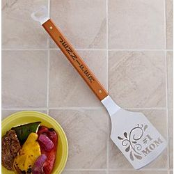 Personalized Mom Stainless Steel Sportula