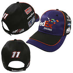 Denny Hamlin No. 11 Uniform Hat