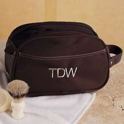 Personalized Toiletry Bag for Groomsmen
