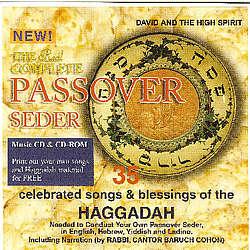 Passover Seder CD