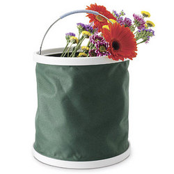 Weed Well Collapsible Bucket