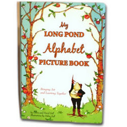 Long Pond Alphabet Picture Book