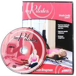 AeroPilates Level Three Simply Cardio Workout DVD