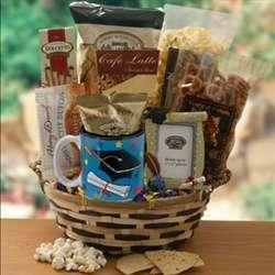 Congrats Grad Gift Basket