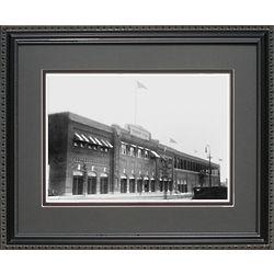 Fenway Park Exterior 1912 Framed Photograph Print